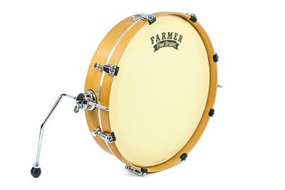 Farmer StompDrum bass drum